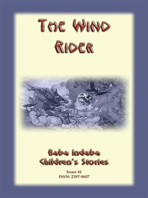 cover image of THE WIND RIDER--A Norse/Viking Tale with a Moral
